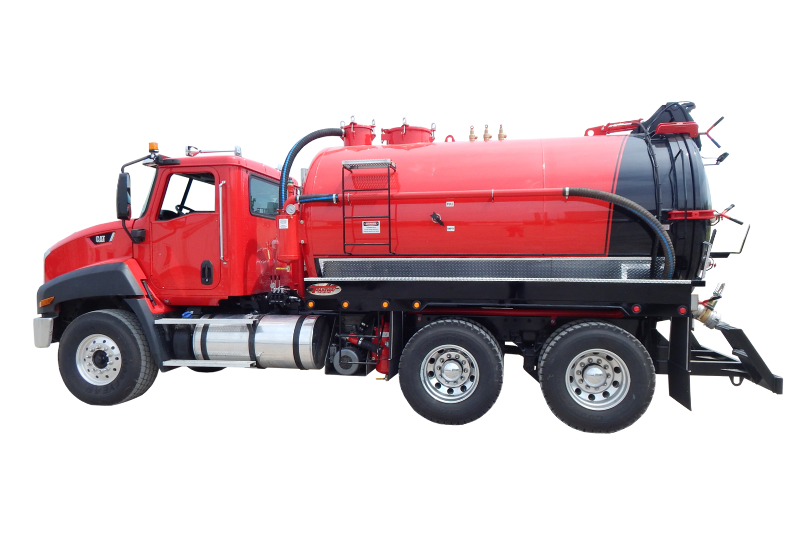 Blower Pumps For Trucks : Hydro excavation trucks septic tank pump vacuum