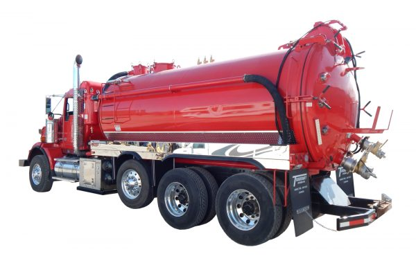 Blower Pumps For Trucks : Septic tank pump trucks manufactured by transway systems inc