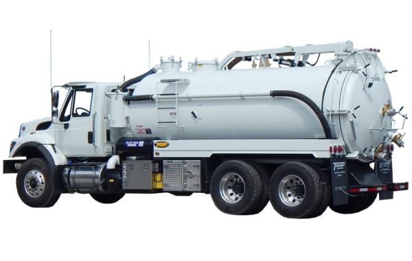 3500 US GALLON INDUSTRIAL VACUUM TRUCK
