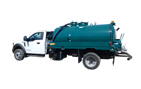 1000 IMP. GALLON SEPTIC TRUCK
