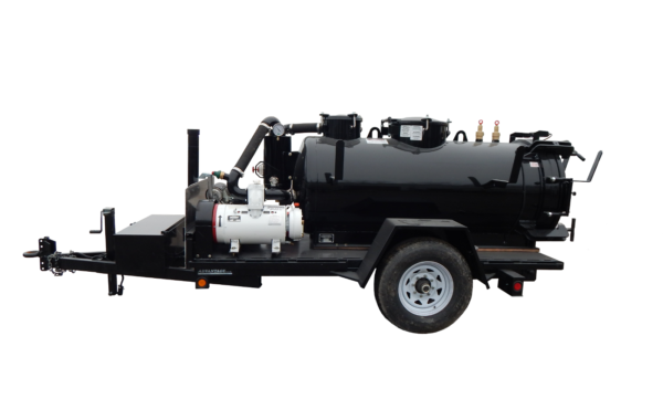 360 GALLON SEPTIC TRAILER