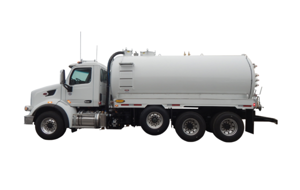 5000 US GALLON SEPTIC TRUCK