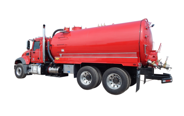 4600 US GALLON SEPTIC TRUCK