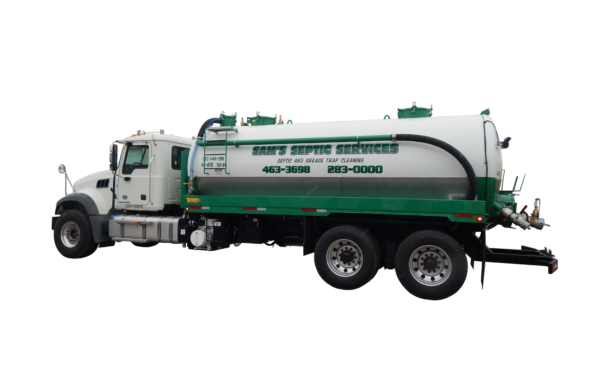 3750 US GALLON SEPTIC TRUCK
