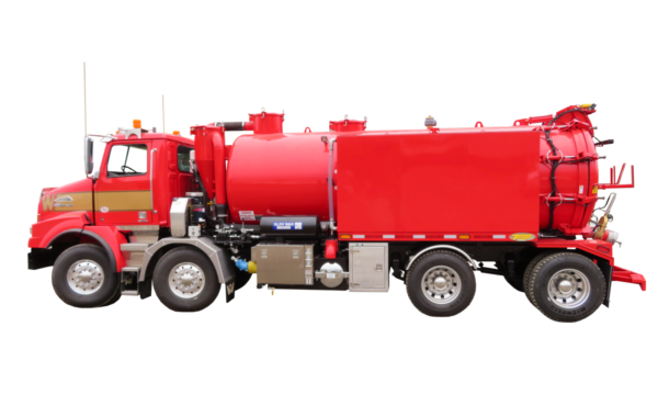 1400 GALLON TRANSFER TRUCK