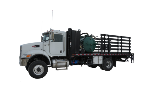 500 US GALLON VACUUM TOILET TRUCK