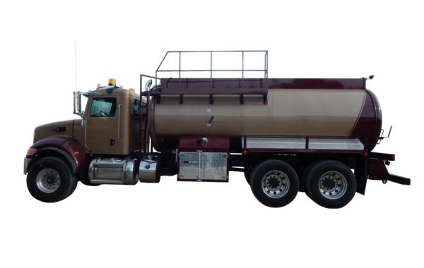 4200 US GALLON INDUSTRIAL VACUUM TRUCK
