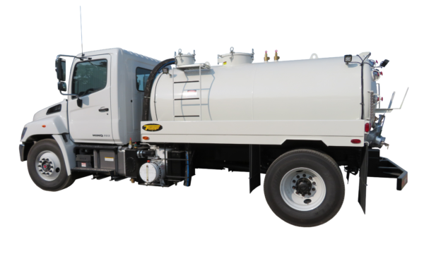1500 US GALLON SEPTIC TRUCK