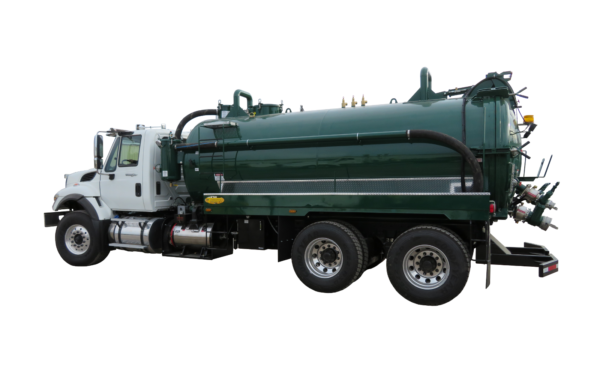 3600 US GALLON SEPTIC TRUCK