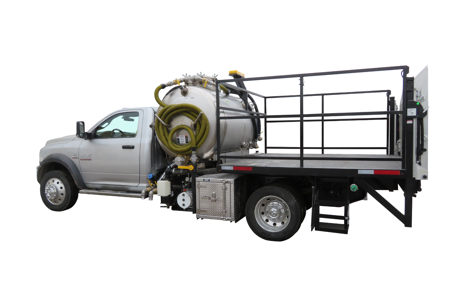 Transway Systems Inc Custom Toilet Trucks and Parts