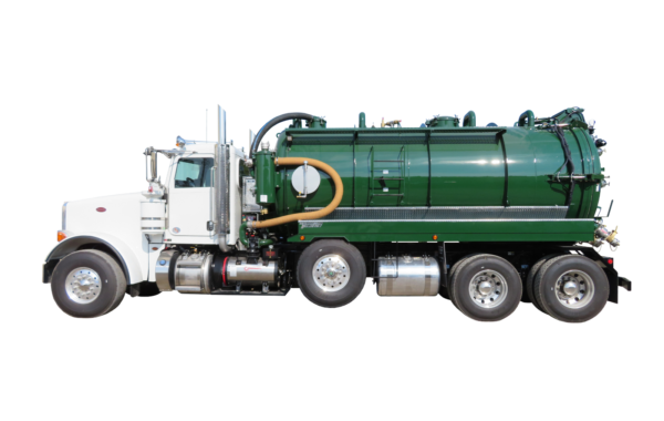 4500 US GALLON INDUSTRIAL VACUUM TRUCK